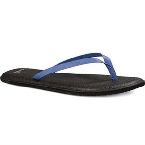 Sanuk Yoga Bliss Thong Sandals